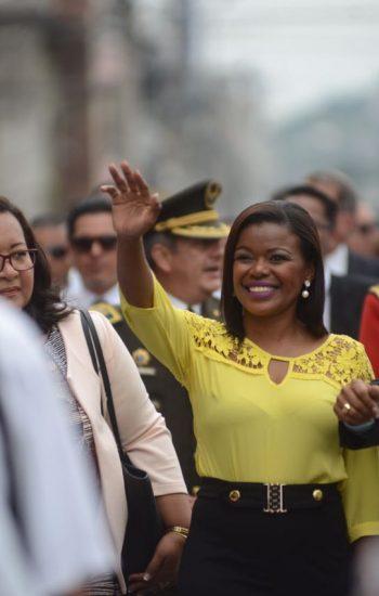 Gobernadora de Esmeraldas Ecuador